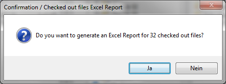 Office 365 / Export list of checked out files to Excel Sheet