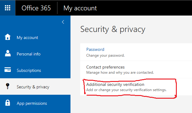Connect to SharePoint / Office 365 with Multi-Factor Authentication