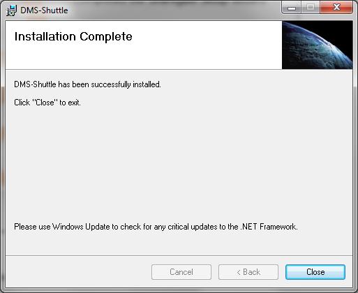Install LiveLink Migration Tool. Step 5